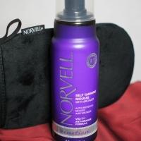 Norvell Venetian Sunless Mousse + quick life update